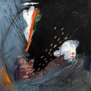 Movement, Abstract, Harriet Brigdale, Artist