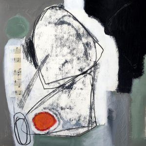 Musical shapes, Abstract, Harriet Brigdale, Artist